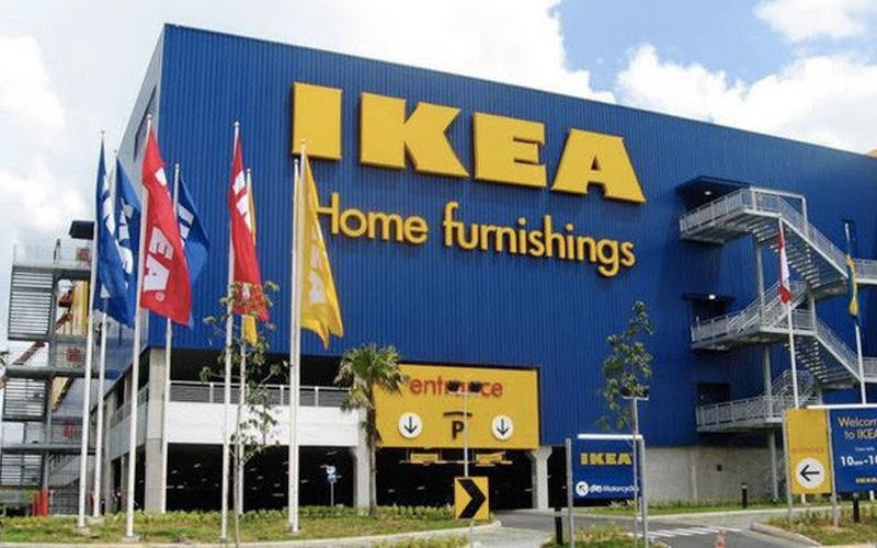 Nhập hàng nội thất Trung Quốc tại IKEA